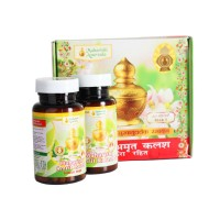 МАК - Махариши Амрит Калаш (Maharishi Amrit Kalash) МА5 таблетки +МА4 паста, без сахара sugar free 1