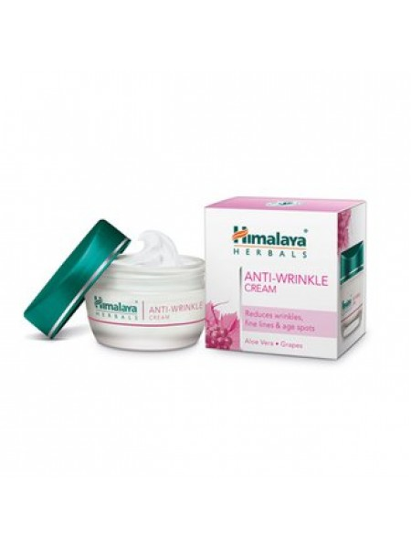 Крем от морщин / Anti-Wrinkle Cream (50gm) Himalaya