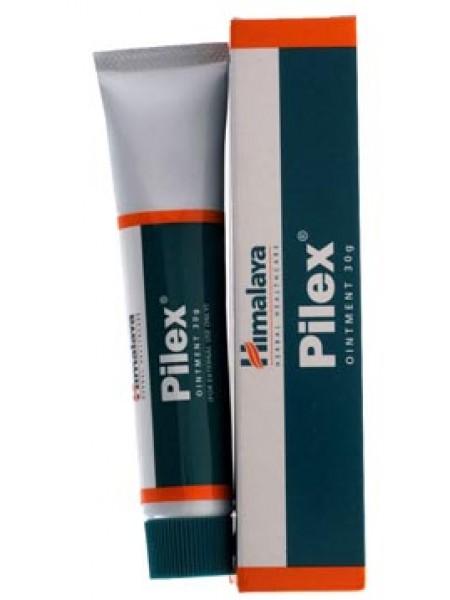Пайлекс (Pilex), HIMALAYA  мазь 30 гр