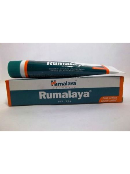 Гель Румалая (Rumalaya Herbals) HIMALAYA 30 мл.
