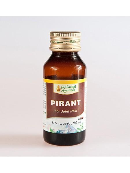 Пирант масло (Pirant oil) Maharishi Ayurveda 50 мл