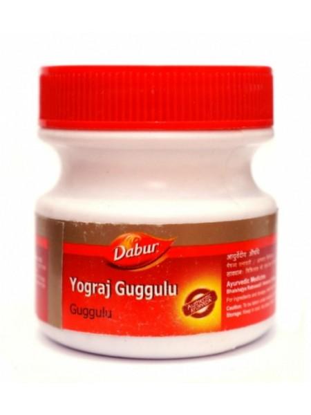 Йогражд гуггул (Yograj guggulu), DABUR, 120tab