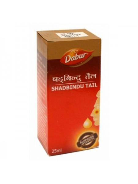Шатбинду капли в нос (Shatbindu oil), DABUR 50ml