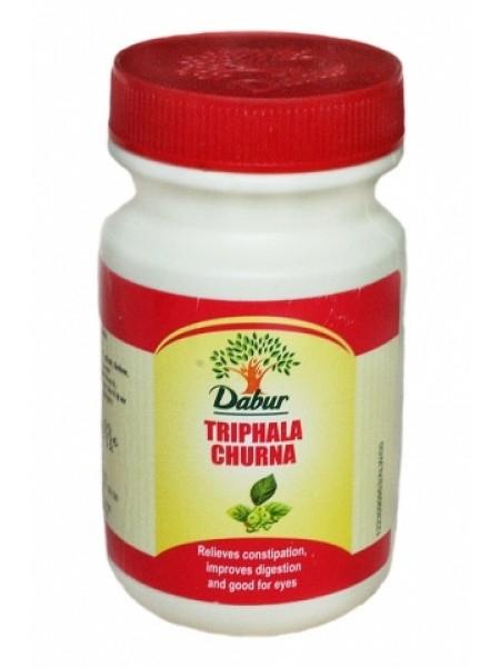 Трифала чурна (Triphala Churna) Dabur, 120 гр