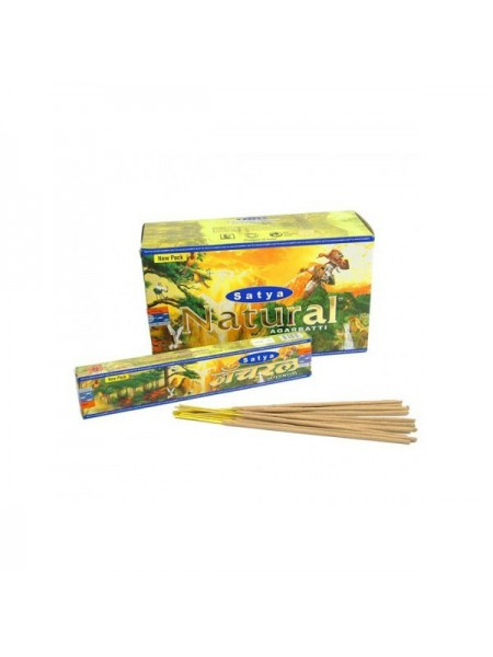 Аромапалочки Satya Natural, 15gm