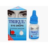 ТРИКУЛ ( TRIKUL ) - капли для глаз 15ML TRIMED