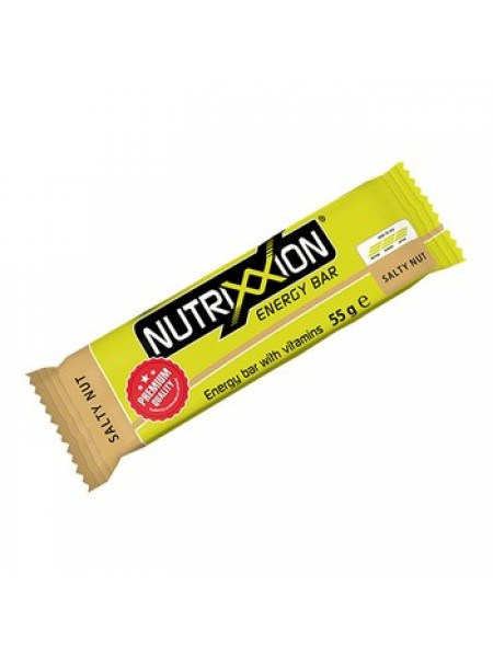 Nutrixxion Bar Salty Nut 55 g