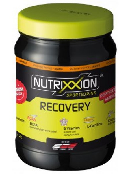 Nutrixxion Drink Recovery Peptide - Orange 700 g