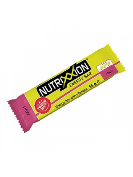 Nutrixxion Bar Fruit 55 g