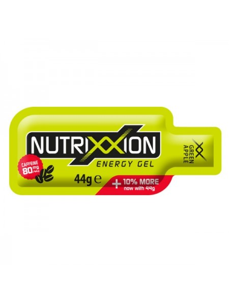 Nutrixxion Gel XX-Force Koffein - Green Apple 44g