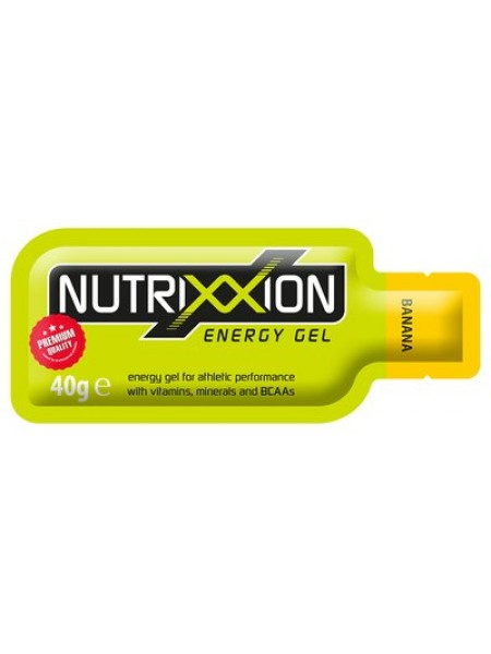 Nutrixxion Gel Banana