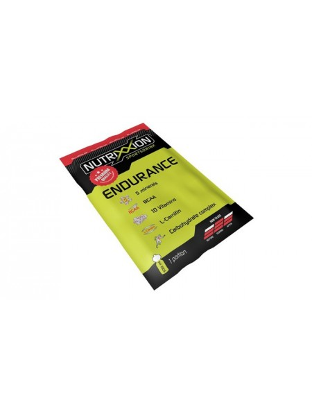 Nutrixxion Drink Endurance Sachet - Red Fruit 35 g
